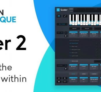 Pluginbotique Scaler 2 software plug-in audio virtual producer music accordi score spartito strumenti musicali