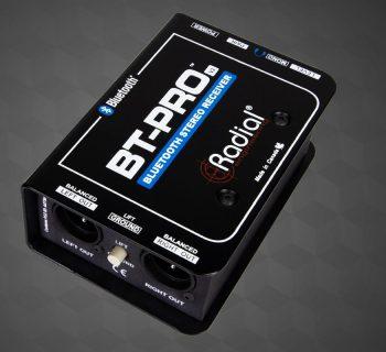 Radial BT-Pro V2 bluetooth live pa monitor mixer algam eko strumenti musicali