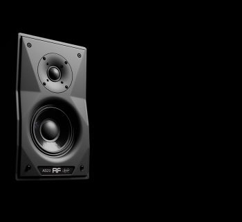 AS29 Studio monitor audiofactory masacoustics studio pro amp sub audiofader