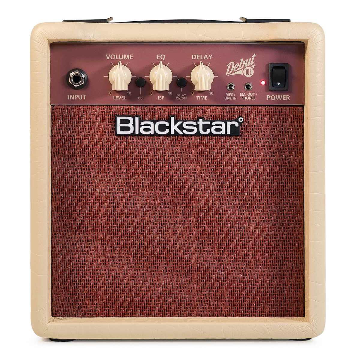 Blackstar Debut 10E practice amp watt combo mini guitar chitarra chitarra elettrica adagio strumenti musicali