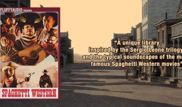 FluffyAudio Spaghetti Western sample library virtual instrument sale sconti strumenti musicali