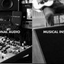Schertler audio hardware live rec mix pro aramini strumenti musicali