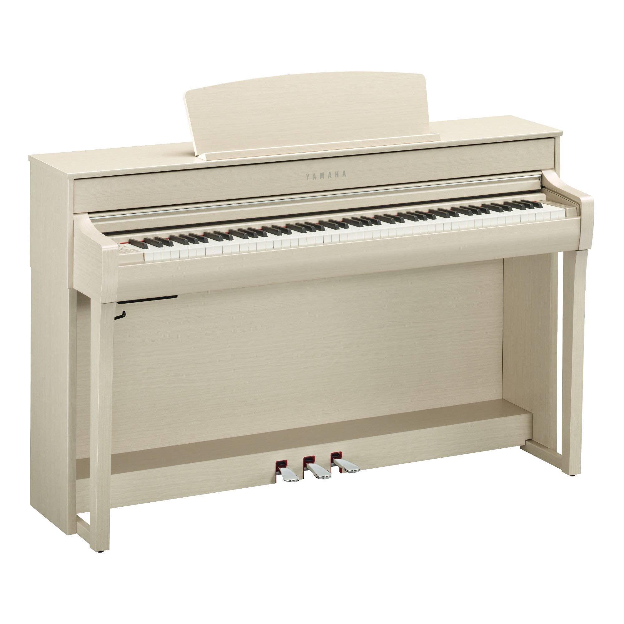Yamaha clp-745 Clavinova CLP700 stage digitale keyboard home piano mezza coda muro strumenti musicali