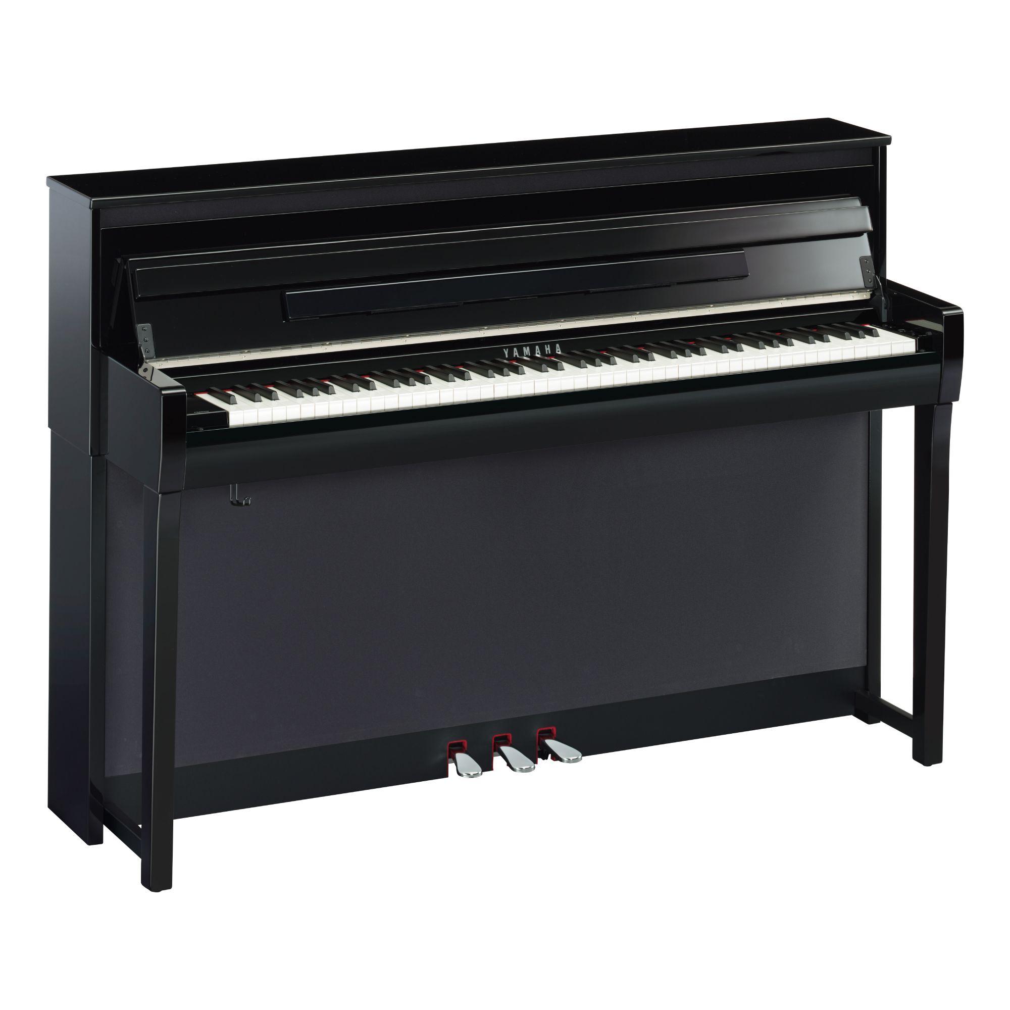 Yamaha clp-785 Clavinova CLP700 stage digitale keyboard home piano mezza coda muro strumenti musicali