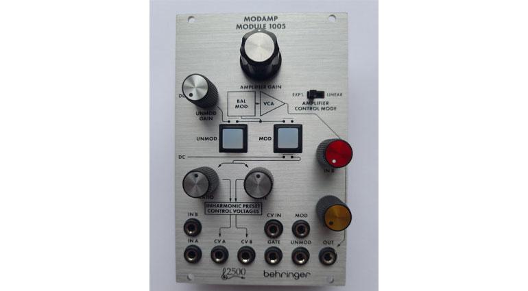 Behringer arp 2500 module 1005 modamp smstrumentimusicali