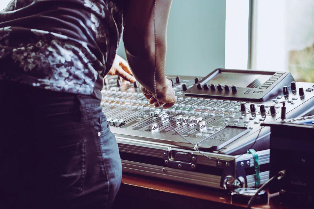 live mixer strumenti musicali