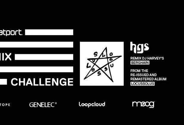 Beafport DJ Harvey remix contest challenge loopmasters izotope genelec midiware strumenti musicali