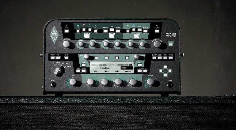 Kemper-Profiler-OS-7.5-update strumenti musicali