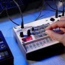Korg Volca Sample 2 synth sampling dj producer music algam eko strumenti musicali