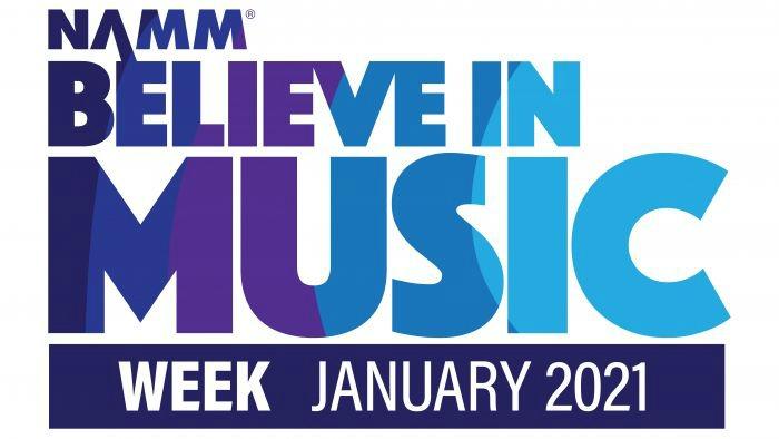 Namm 2021 believe in music strumenti musicali