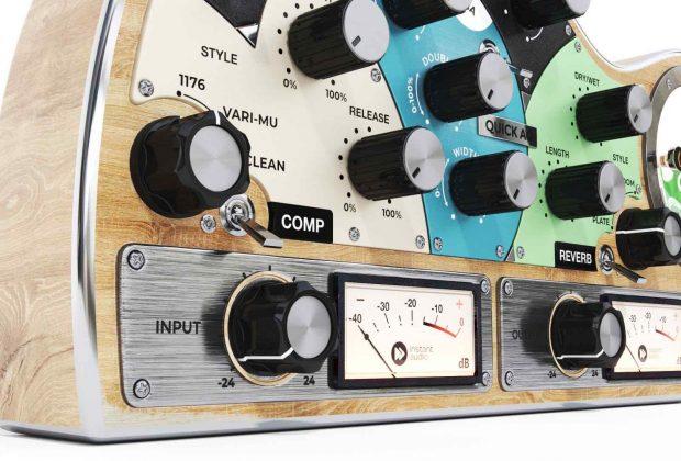 United Plugins Quick AG processing mix chitarra acustica ukulele guitar acoustic mix software daw plug-in audio pro strumenti musicali instant