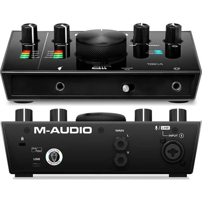 m-audio air 192 4 strumenti musicali interfacce