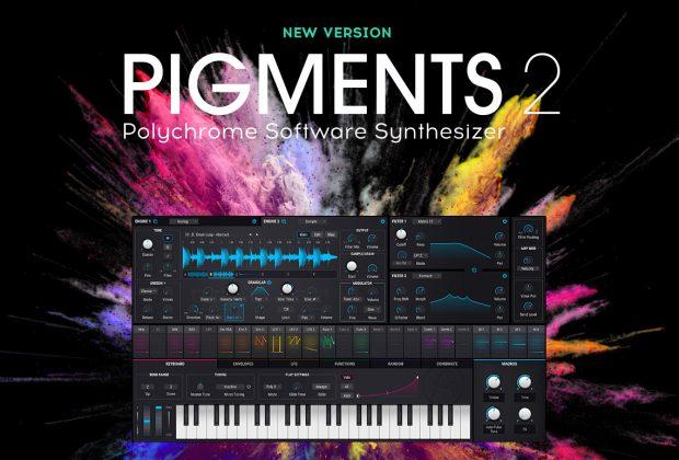 focus arturia pigments 2