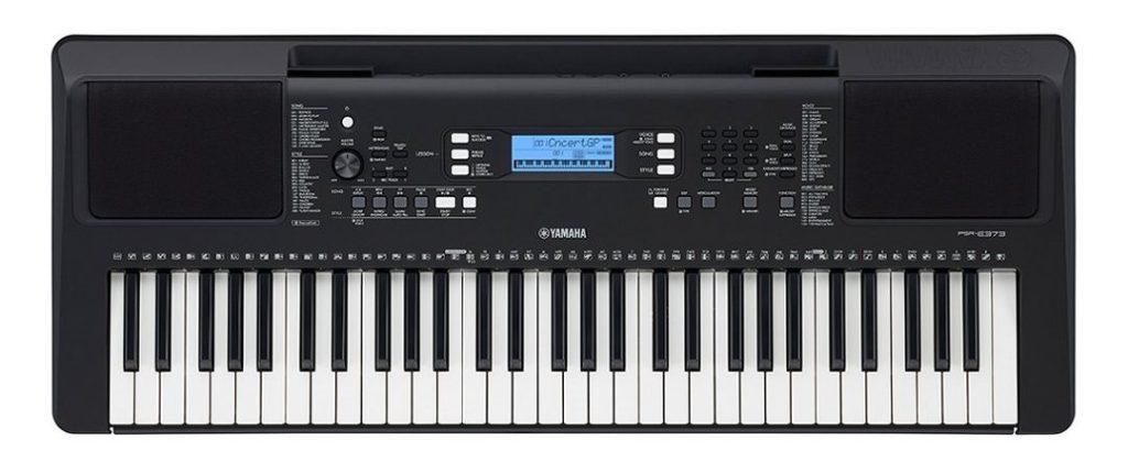Yamaha PSR-EW310 e PSR-E373