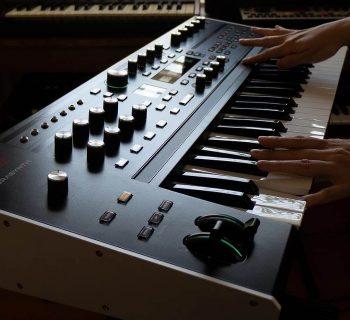 ASM Hydrasynth synth digital hardware music producer update aggiornamento soundwave strumenti musicali