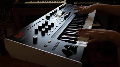 ASM Hydrasynth synth digital hardware music producer update aggiornamento soundwave strumenti musicali