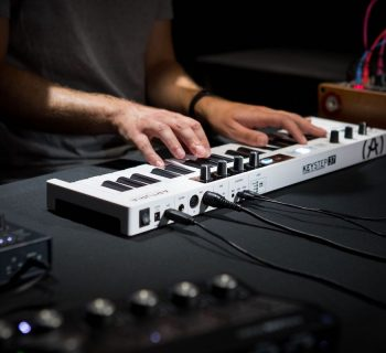 Arturia KeyStep 37 midi controller tastiera keyboard keylab music producer prezzo midiware strumenti musicali