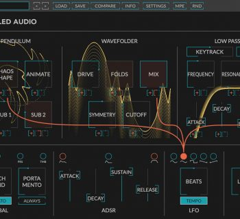 Eventide Newfangled Audio Pendulate plug-in software synth tool virtual daw windows mac gratis free freeware strumenti musicali
