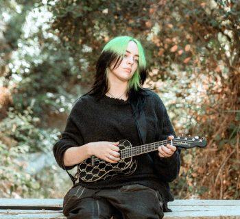 Fender Billie Eilish Signature Ukulele chitarra ocean eyes lovely strumenti musicali
