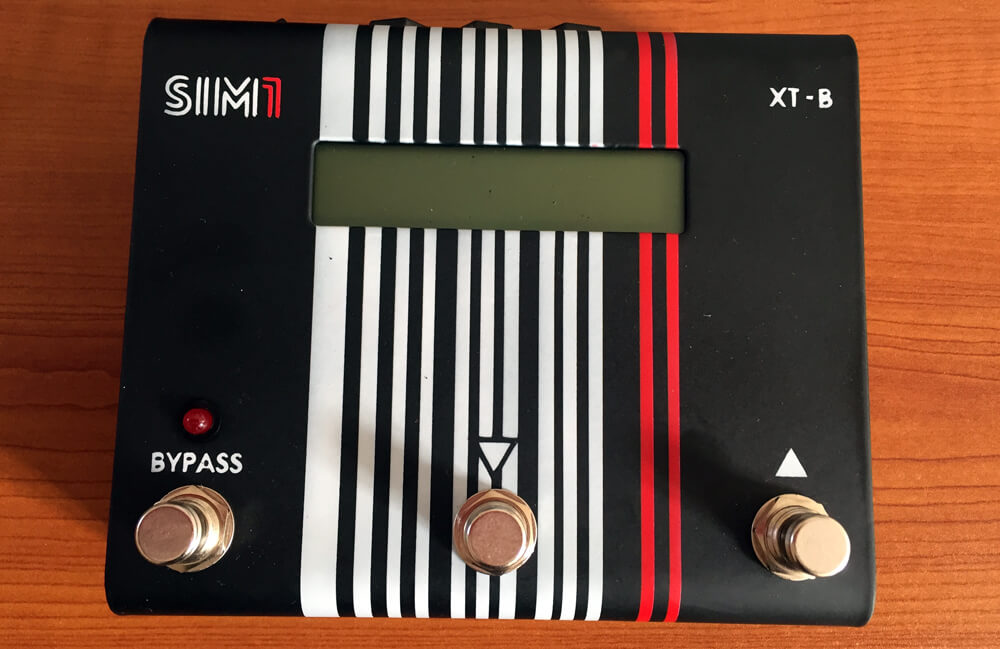 SIM1 - XT-B basso strumenti musicali
