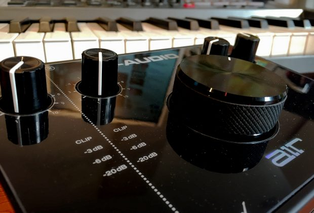 M-Audio Air 192-4 lifestyle strumenti musicali