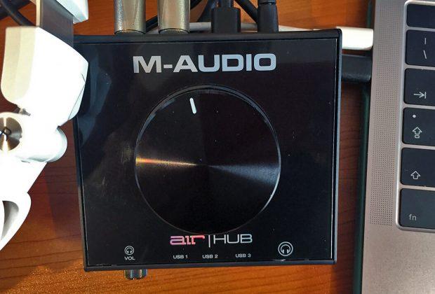M-Audio Air Hub strumenti Musicali