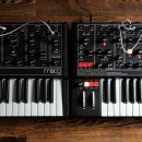 Moog Matriarch Grandmother dark synth hardware midiware music producer strumenti musicali