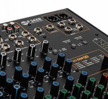 RCF F-24XR mixer hardware live record rec strumenti musicali