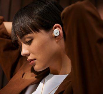 Sennheiser CX 400BT bluetooth in-ear monitor audio mobile iOS Android consumer exhibo strumenti musicali