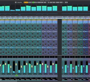 Steinberg Cubase 10.5 MixConsole daw software tutorial pierluigi bontempi music producer strumenti musicali