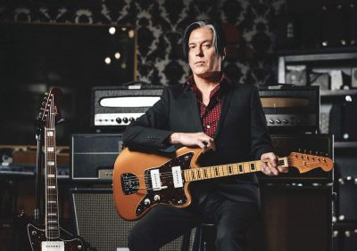 Fender Troy Van Leeuwen signature jazzmaster chitarra guitar elettrica electric custom queen of the stone age strumenti musicali