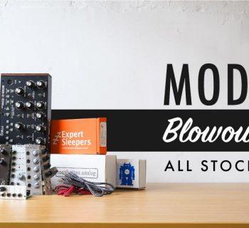Funky Junk Modular synth eurorack moduli music producer strumenti musicali