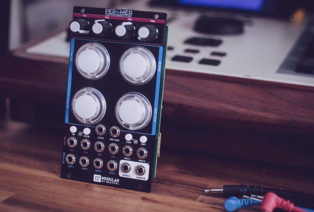 Modbap Per4mer eurorack modular synth hardware music producer strumenti musicali sintetizzatore
