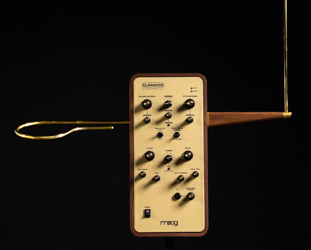 Moog Claravox theremin synth midiware prezzo edizione limitata