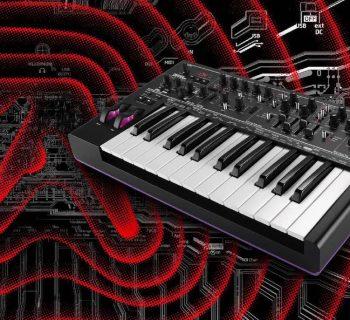Novation AFX Station bass II synth hardware digital music producer prezzo strumenti musicali MIDI controller