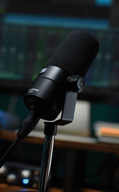 PreSonus PD-70 mic microfono recording broadcast radio midi music strumenti musicali