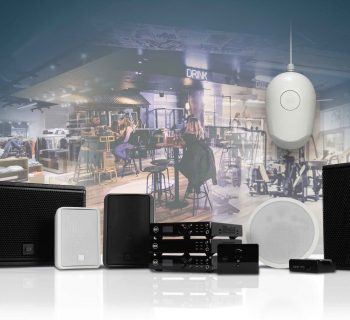 RCF Business Music family audio hardware sound strumenti musicali
