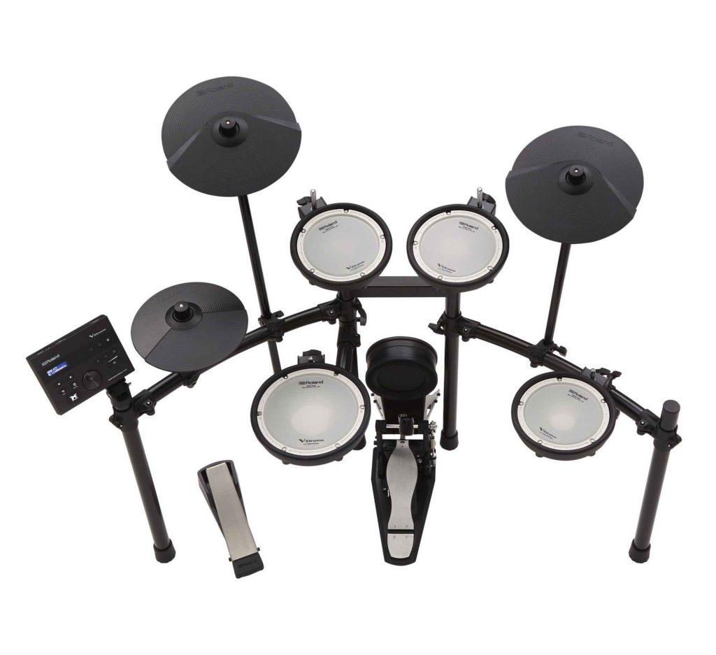 Roland TD-07KV music batteria producer drums drumkit elettronica strumenti musicali