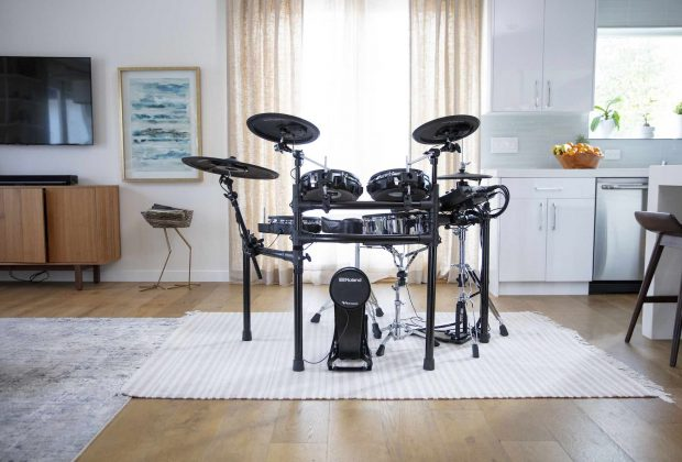 Roland TD-27KV music batteria producer drums drumkit elettronica strumenti musicali