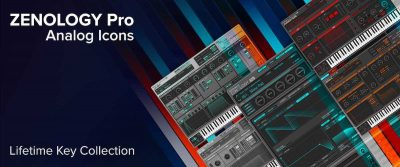 RolandCloud Zenology Pro Analog Icons virtual instrument synth offerta sale prezzo zen-core strumenti musicali