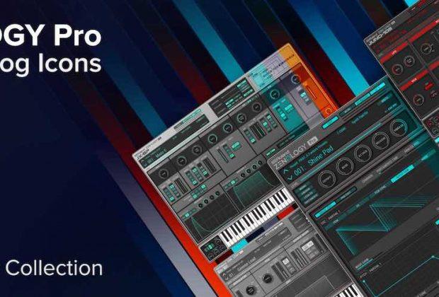 RolandCloud Zenology Pro Analog Icons virtual instrument synth offerta sale prezzo zen-core strumenti musicali