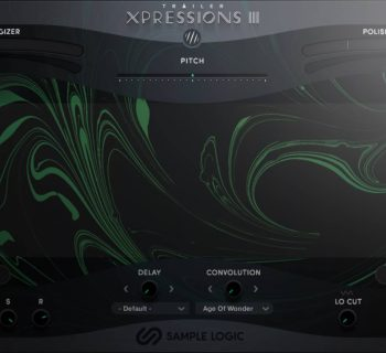 Sampletraxx Trailer Xpressions 3 virtual instrument sample library sample logic strumenti musicali producer music