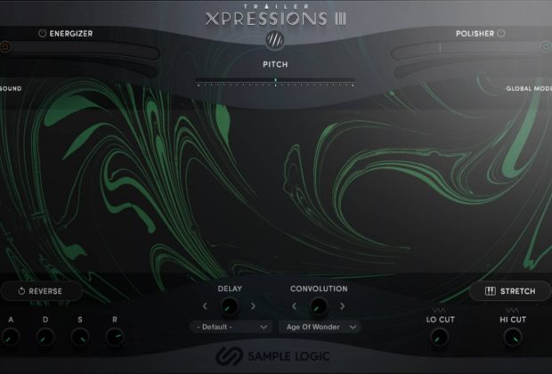 Sampletraxx Trailer Xpressions 3 virtual instrument sample library sample logic strumenti musicali producer music