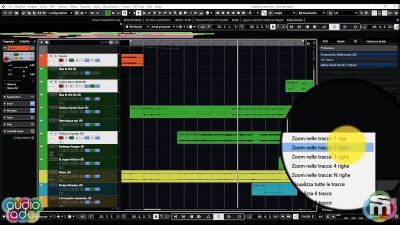 Steinberg Cubase videotutorial 4 tutorial software daw music production pierluigi bontempi strumenti musicali