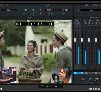 Steinberg VST Connect Pro 5 software audio pro streaming recording strumenti musicali