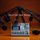 Zoom Podtrack P8 mixer hardware live broadcast podcast mogar strumenti musicali