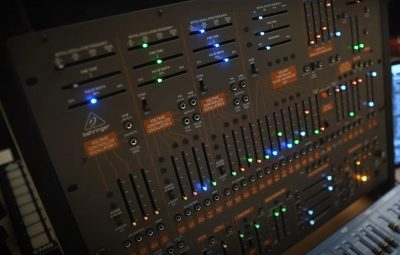 behringer arp 2600 review synth