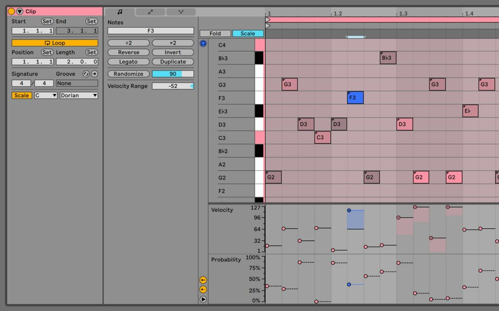 Ableton Live 11 novità prezzo strumenti musicali note chance plug-in