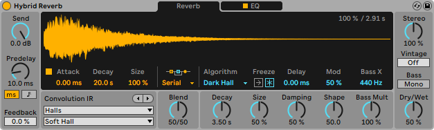 Ableton Live 11 upgrade download opinioni test review strumenti musicali reverb plug-in
