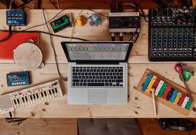 Ableton Live 11 daw software producer music dj virtual instrument synth rec edit mix strumenti musicali